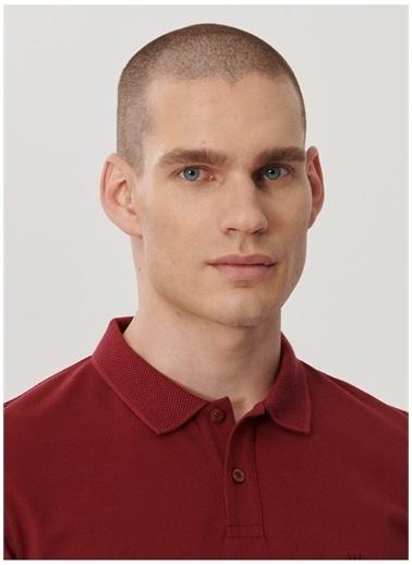 Wrangler Wrangler W211837800_Polo T-shirt  Bordo